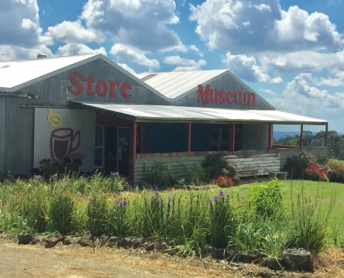 Great coffee meals and general store